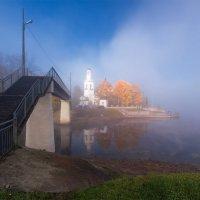 Утренний туман :: Владимир Миронов