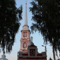 Церковь Ильи Пророка, г.Мичуринск :: ~К а р е г л а з а я~