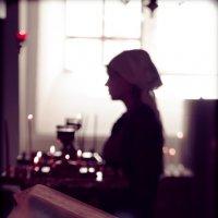 В церкви :: Лариса Тарасова