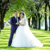 Руфина и Ибрагим  30.07.2016 :: Виталий Левшов