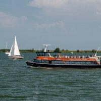 По пути на остров Маркен, Северное море :: Witalij Loewin
