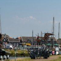 Остров Маркен, Северная Голландия, Северное море :: Witalij Loewin