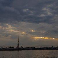 Петербург, утро :: Vadim Odintsov