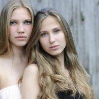 Сестры :: Инна Юшко