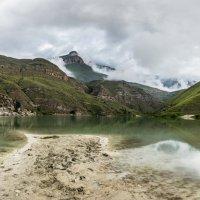 Малое Былымское озеро, КБР :: Макс Сологуб