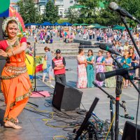 Намасте. 09 июля.Екатеринбург.Традиции и культура Индии. :: maxihelga ..............
