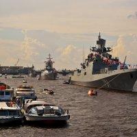 День ВМФ :: Семья Фоменковых