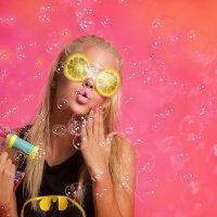 Пузырьки :: Александра Гущина