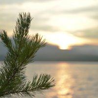 Кыштымский закат :: Полина Потапова