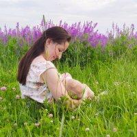 Сливаемся с природой :: Юлия Сургучёва