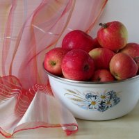 Ароматные яблочки :: Татьяна Смоляниченко