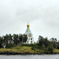 Валаам. Церковь Николая Чудотворца :: Николай