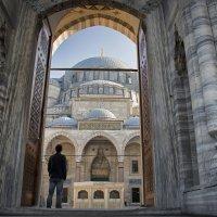 Мечеть Сулеймание :: Олег Ведерников