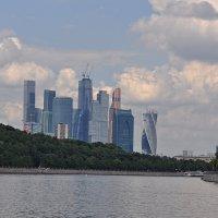 Москва :: Олег Сливанков