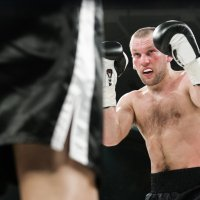 Профессиональный бой :: Александр Колесников