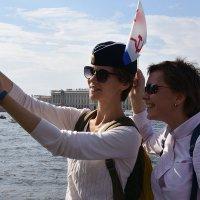 Селфи на день ВМФ :: VL