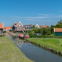 Каналы острова Маркен :: Witalij Loewin