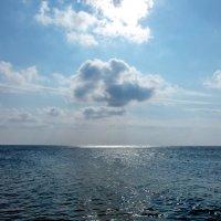 Море,небо,облака... :: Наталья
