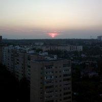 Закат :: Николай Филоненко