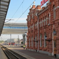 Казань, вокзал :: Олег Афанасьевич Сергеев