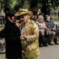 """Медляк"" на площади Бендера :: Сергей Рубан"