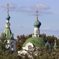 Деревенский храм :: Наталья