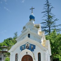 Сочи-Адлер. Троице Георгиевский женский монастырь :: Николай