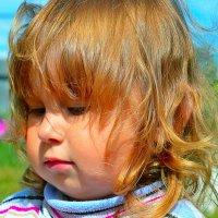 Внучка :: Андрей Щетинин