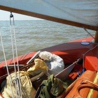 В походе, на яхте :: Сергей Анатольевич