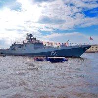 День ВМФ в Санкт-Петербурге 31 июля 2016 :: Анастасия Белякова