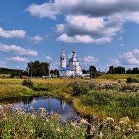 с.Санино   Свято-Никольский женский монастырь :: АЛЕКСАНДР СУВОРОВ