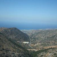 Диктийские горы. Крит. Греция :: Наталия Павлова