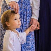 На таинстве крещения.... :: игорь козельцев
