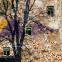 Очень старый дом... Под слом. Или точка невозврата! :: Фёдор Куракин