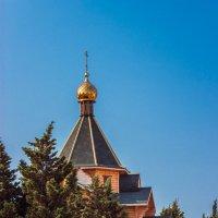 церквушка :: Sergey Bagach