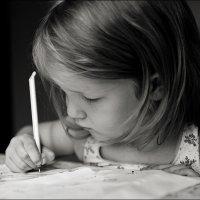 Письмо бабушке... :: f_lorik
