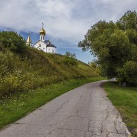 Холки. Троицкий Холковский монастырь. :: Юрий Клишин