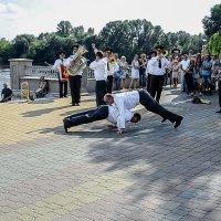 Танцующий оркестр! :: Сергей и Ирина Хомич