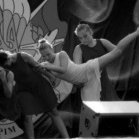 Танец. Печаль. :: Алексей Климов