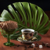 К чаю :: Татьяна Попова