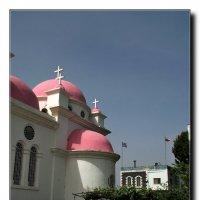 Церковь 12 Апостолов Капернаум. :: Leonid Korenfeld
