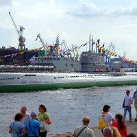 Подводная лодка «С-189» :: Валерий Новиков