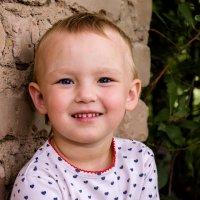Алёна, 3 года :: Динара Жантуарова