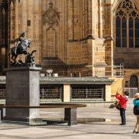 Фонтан святого Йиржи в Праге :: Вадим *