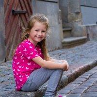 На улицах Старой Риги. :: Инта