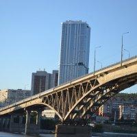 мост через волгу :: Марина Титкова