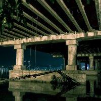 Мост под мостом :: Artem Zelenyuk
