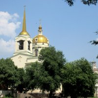 Храм Иоанна Кронштадтского :: Нина Бутко