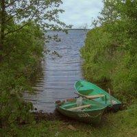 Озеро :: Оксана Кошелева
