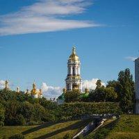 Вид на Лавру. :: Андрей Нибылица